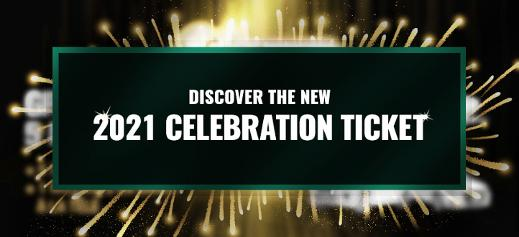 Célébration 2021 discover the new ticket