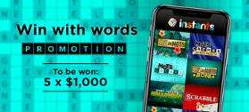 Win with words Promotion