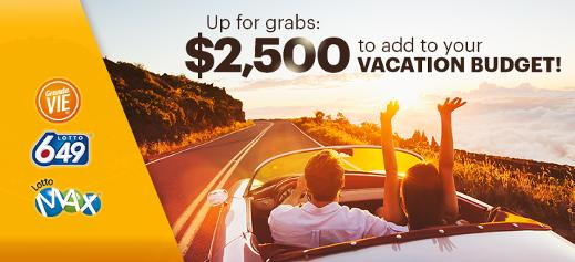 Give your vacation budget a boost!