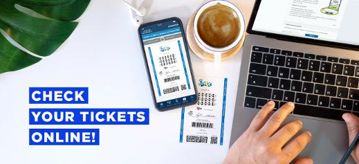 Online ticket checker
