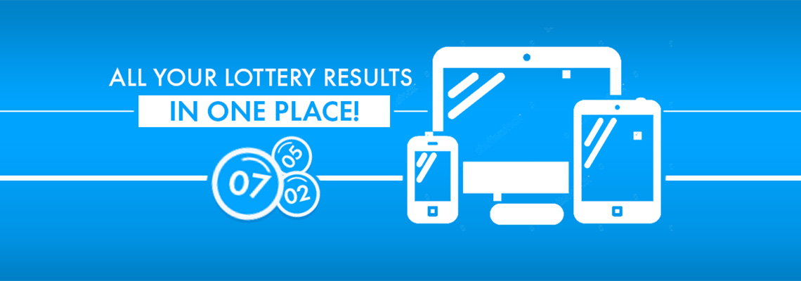 Lotteries draw results