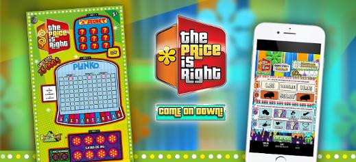The Price is Right à gratter en magasin et en ligne