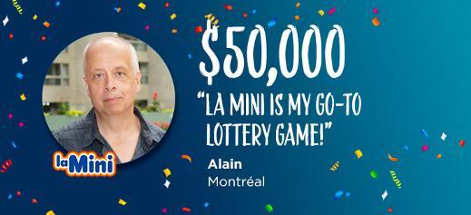 La Mini Lotto Results