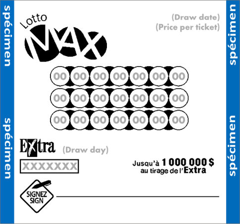 Lotto Max - Lotteries - Loto-Québec