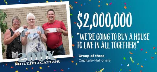 200x Multiplicateur winners