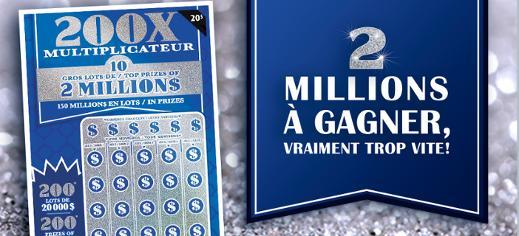 200x Multiplicateur