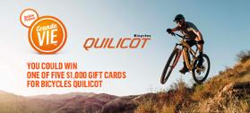 Grande Vie X Bicycles Quilicot promotion