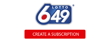 Create a subscription to Lotto 6/49