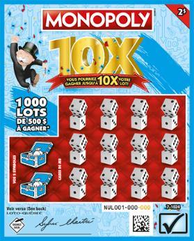 Monopoly 10X