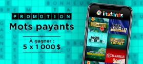 Promotion Mots payants