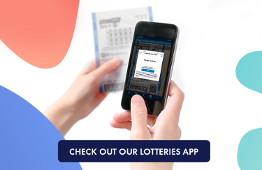 Check out our Lotteries app