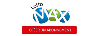 Créer un abonnement au Lotto Max